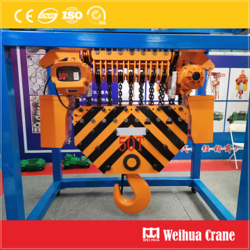 Chain Hoist 50 Tons