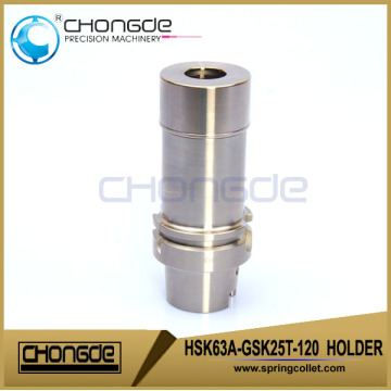 HSK63A-GSK25-120 Ultra accuracy CNC Machine Tool Holder