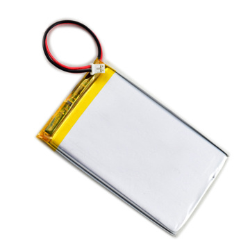 High capacity li-ion lipo 2100mAh lihtium polymer battery