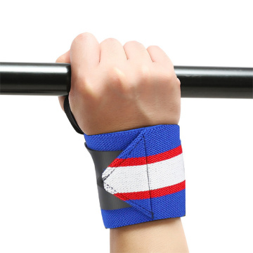 Fitness wristband non-slip gloves