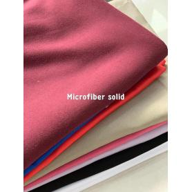 100% Polyester Microfiber Bedsheet Solid and Dyed