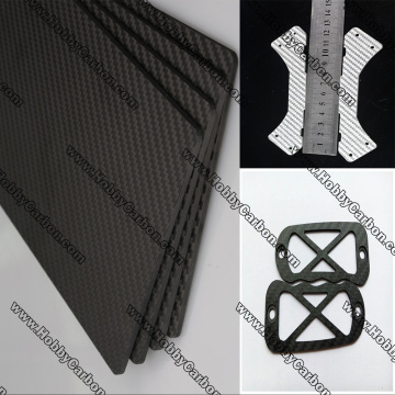 I-Multi Funnctional Carbon Fiber Card Holder Wallet