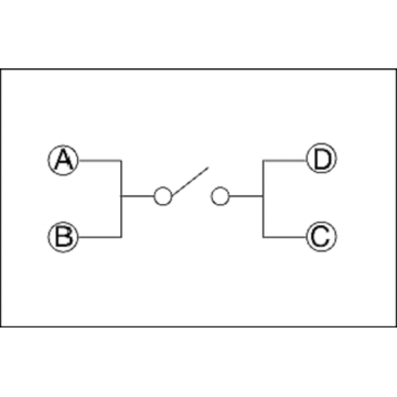 Two-way Action Type SPVT Series Switch