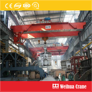 Metallurgy Overhead Traveling Crane