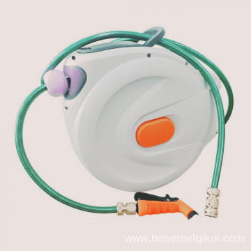 Wall Mounted Flexible Retractable Automatic Water Hose Reel