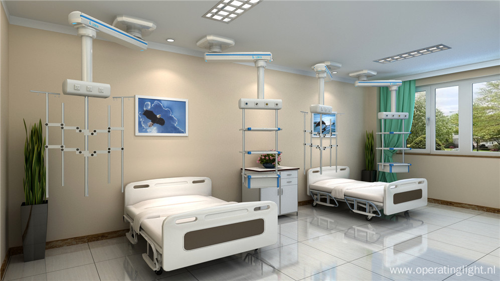 ICU combination pendant NICU ICU bridge
