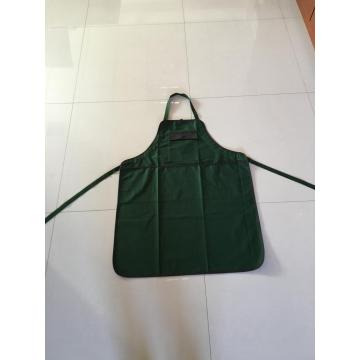 customized canvas cotton 100%polyester uniform apron