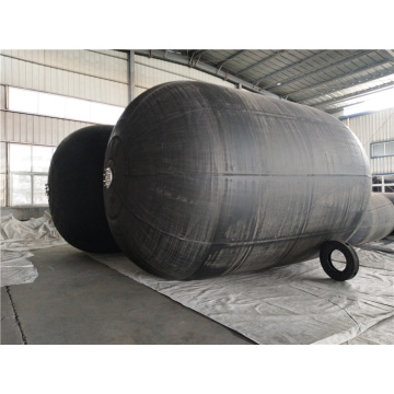Yokohama Fender Passed ISO 17357 Rubber Fendering