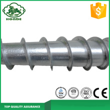 Galvanized Steel Ground Screw For Solar Panel