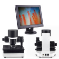 Big nail-fold capillary blood microscope detection machine