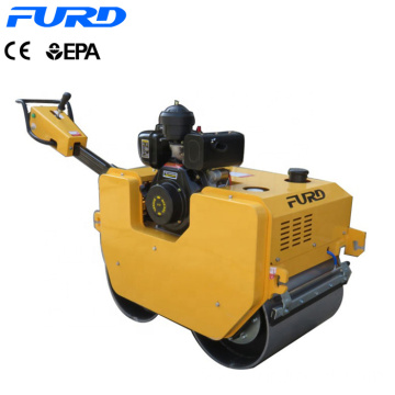Upgraded Version Hydraulic Drive Mini Vibratory Road Roller Upgraded Version Hydraulic Drive Mini Vibratory Road Roller FYL-S700