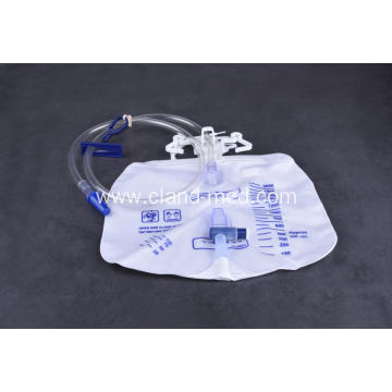 Luxury Medical  Urine Bag  With Urine Meter For Leg