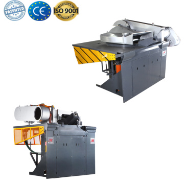 induction copper forging melting heating furnace