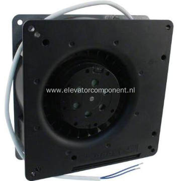 KONE Lift Fan for MX10 Gearless Machine