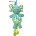 Plush Elephant Musical Toy