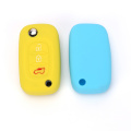 Renault kwid silicone car key case cover