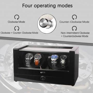 Double Rotors Watch Winder