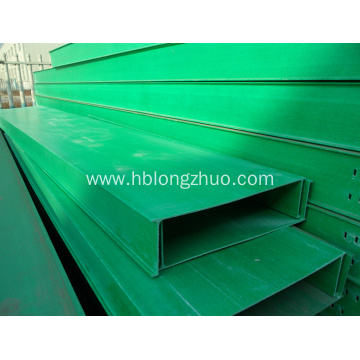 Pultruded Insulated Electrical FRP Trough Cable Tray