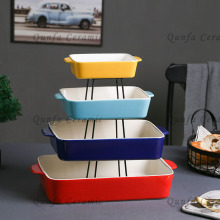 Classic 4-pieces Flared Rect Bakeware