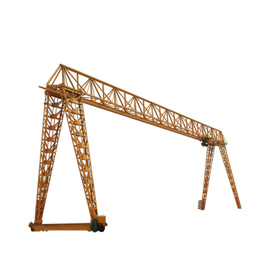 Truss structure 8 ton steel gantry crane price