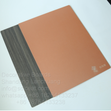 flameproof Laminated double-side Decorative MgO Wall Panels