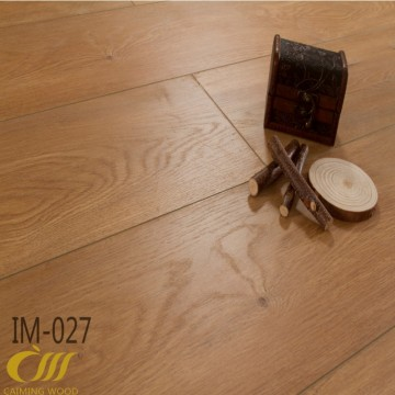 HDF Laminate flooring  8mm Unilin clicks