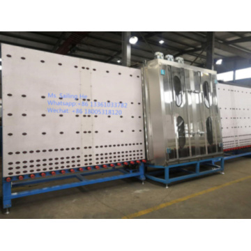 High Speed ​​Vertcial Glass Washer