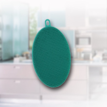 silicone brush cleaning mat