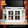 Best seller white modern tv cabinet design