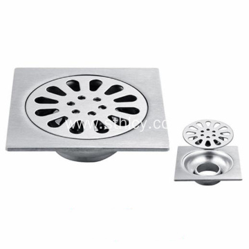 Stainless Steel Deodorant Core Floor Drain