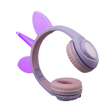 Promotion Headphones Wireless Bluetooth for Kids Chirldren
