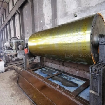 Vac Roll For Paper Machinery