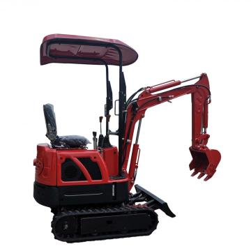 Garden Ton Factory China Sale Micro For 1.5t 800kg Chinese Xn08 Bagger Mini Excavator