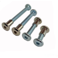 Factory Price Flat Head Chicago Screws With Pin