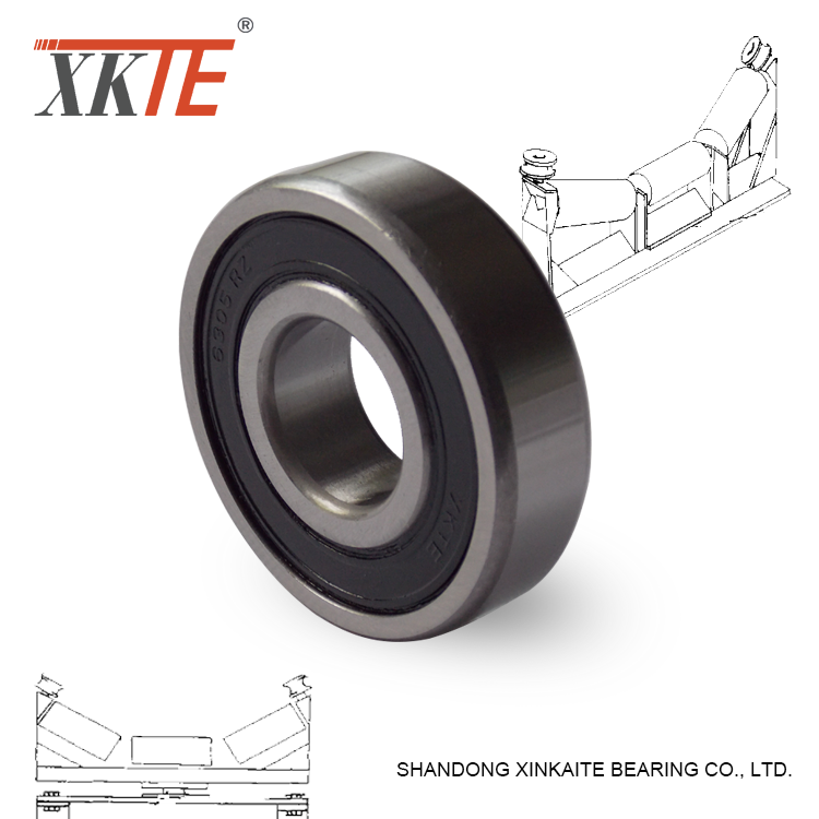 Sealed 180305 Bearing For Bulk Conveyor Idler