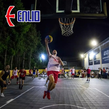 FIBA 3x3 Asia Cup 2018 Used Basketball Tile