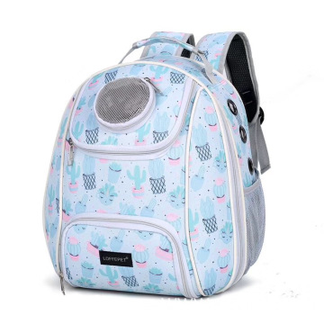 Traveling Outdoor Colorful Bag Pet Backpack