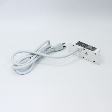 2 Sockets Surface Power Outlet