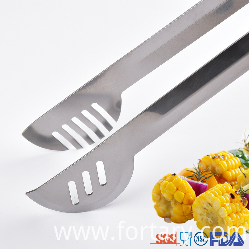 Stainless Steel Bbq Grilling Set tong