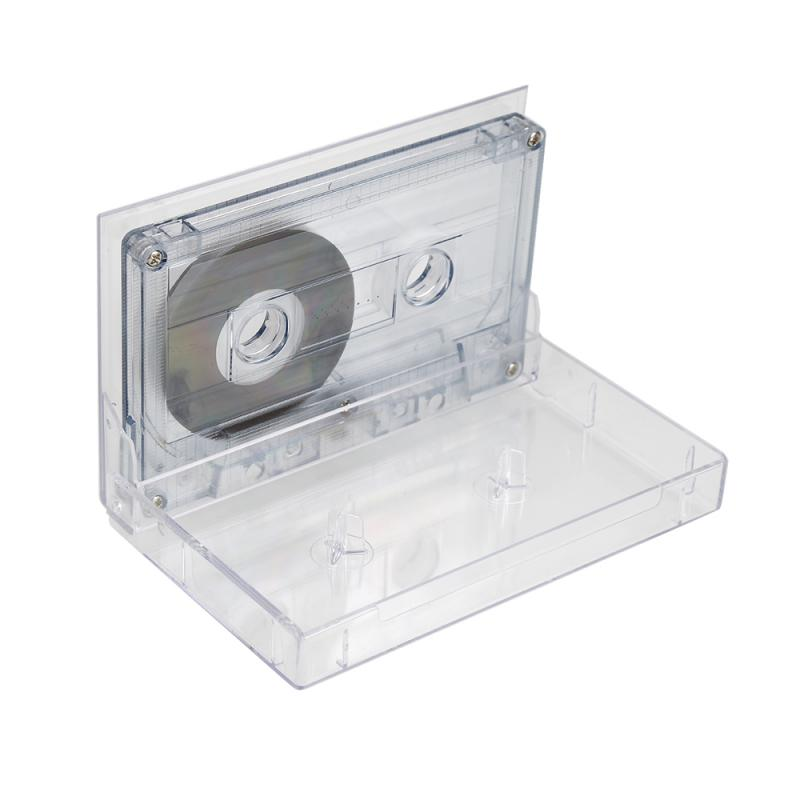 Hot Sale Standard Cassette Blank Tape Player Empty Tape With 60 Minutes Magnetic Audio Tape Recording For Speech Music Recording