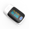 CE approved fingertip blood oxygen monitor