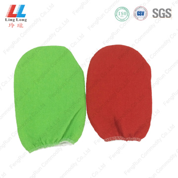 Exfoliating Cloth Gloves bath gloves uses wholesale