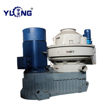 Yulong wood sawdust pellet machinery xgj560