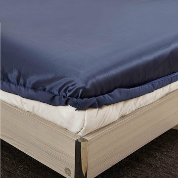 Pure 100% Mulberry Silk Fitted Sheet All Size