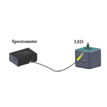 Compact Design Optical Spectrometer