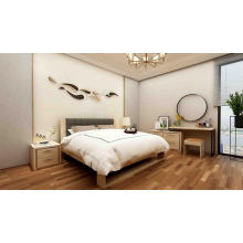 Modern Melamine Bedroom Set with King Bed