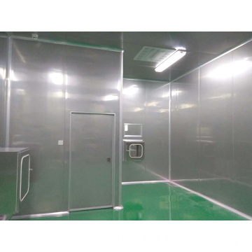 Clean filling room design in Africa