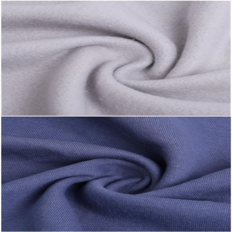 Wholesale Brushed Polyester Spandex Terry Sweater Fabrics
