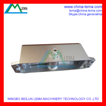Aluminum die casting hydraulic automatic door closer