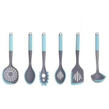 Nylon Silicone Kitchen Utensil Set
